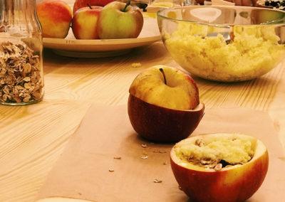 Warsztaty kulinarne dla dzieci - zdrowe słodycze | Klub dziecięcy Montinimini