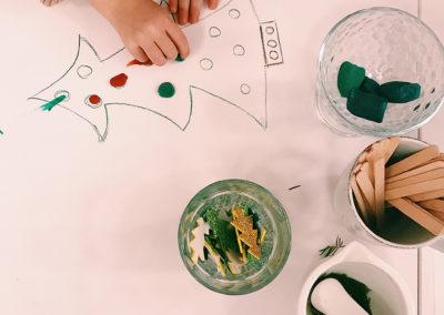 Zimowe aktywności dla dzieci | Klub dziecięcy Montinimini